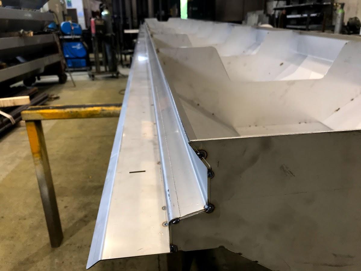 impianti verniciatura alluminio