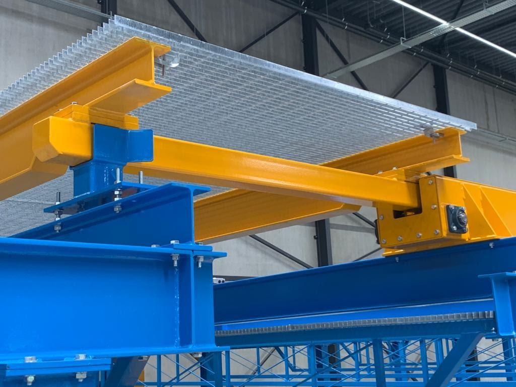 impianti di ossidazione alluminio